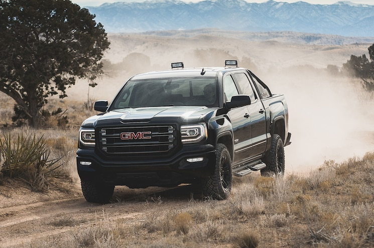 X Marks the Spot: GMC Reveals Sierra All Terrain X Special Edition