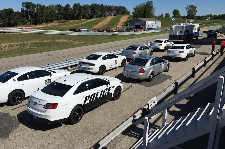 Benchmark Law Enforcement Testing Confirms Performance of Ford Police Interceptor Utility