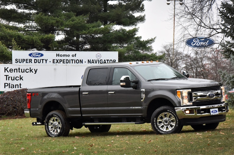 Ford Invests $1.3 Billion in Kentucky Truck Plant for New Super Duty