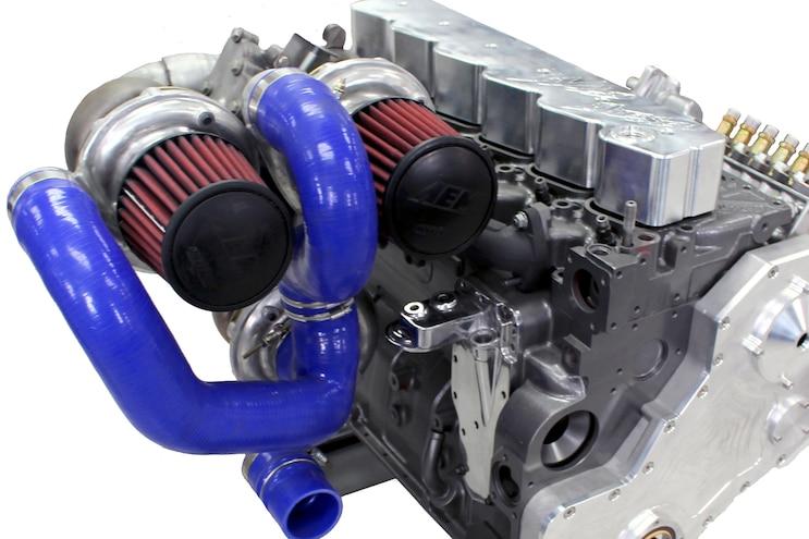 Triple Turbo Kit for 1994-2007 5.9L Cummins Diesel Engines