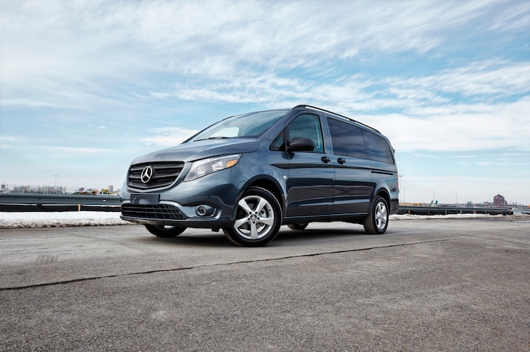2016 Mercedes-Benz Metris First Look