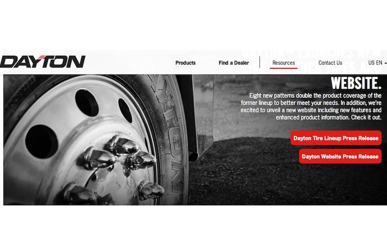 Dayton Website