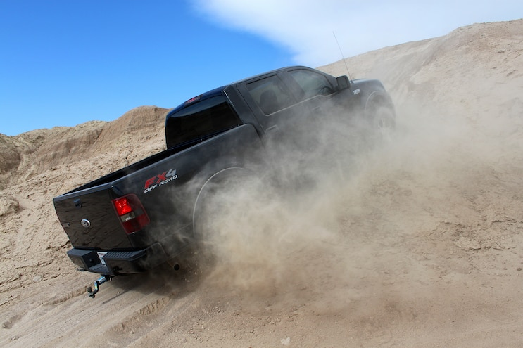 Testing The New Falken Wildpeak A/T3W Crossover Tire