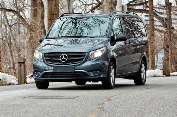 2016 Mercedes-Benz Metris Commercial Van First Look