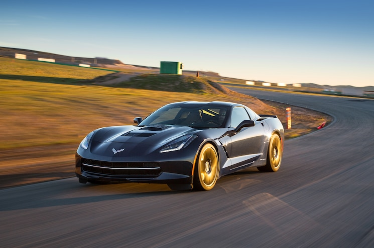 2015 Callaway Chevrolet Corvette SC627 First Test