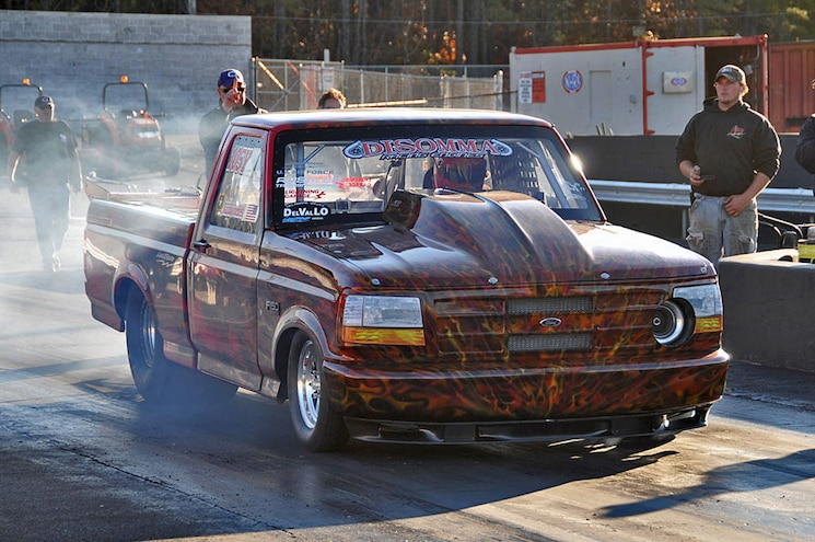 First-Gen Ford F-150 Lightning Goes from Stock to 7-Second