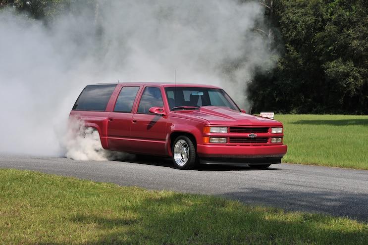 03 1994 Chevrolet Suburban