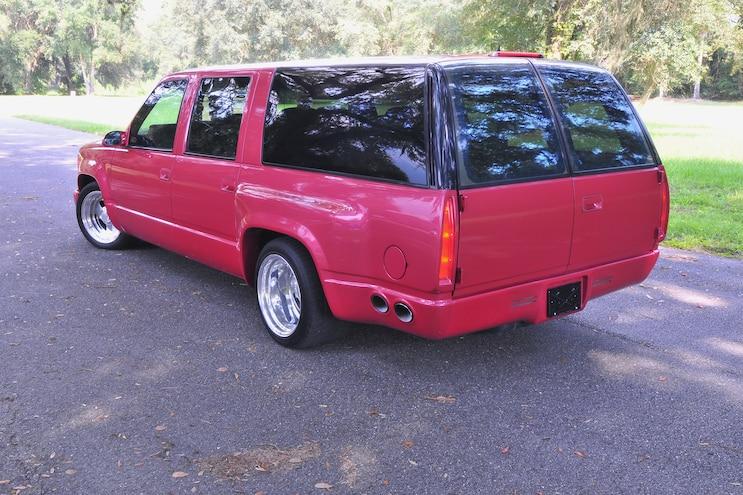 02 1994 Chevrolet Suburban