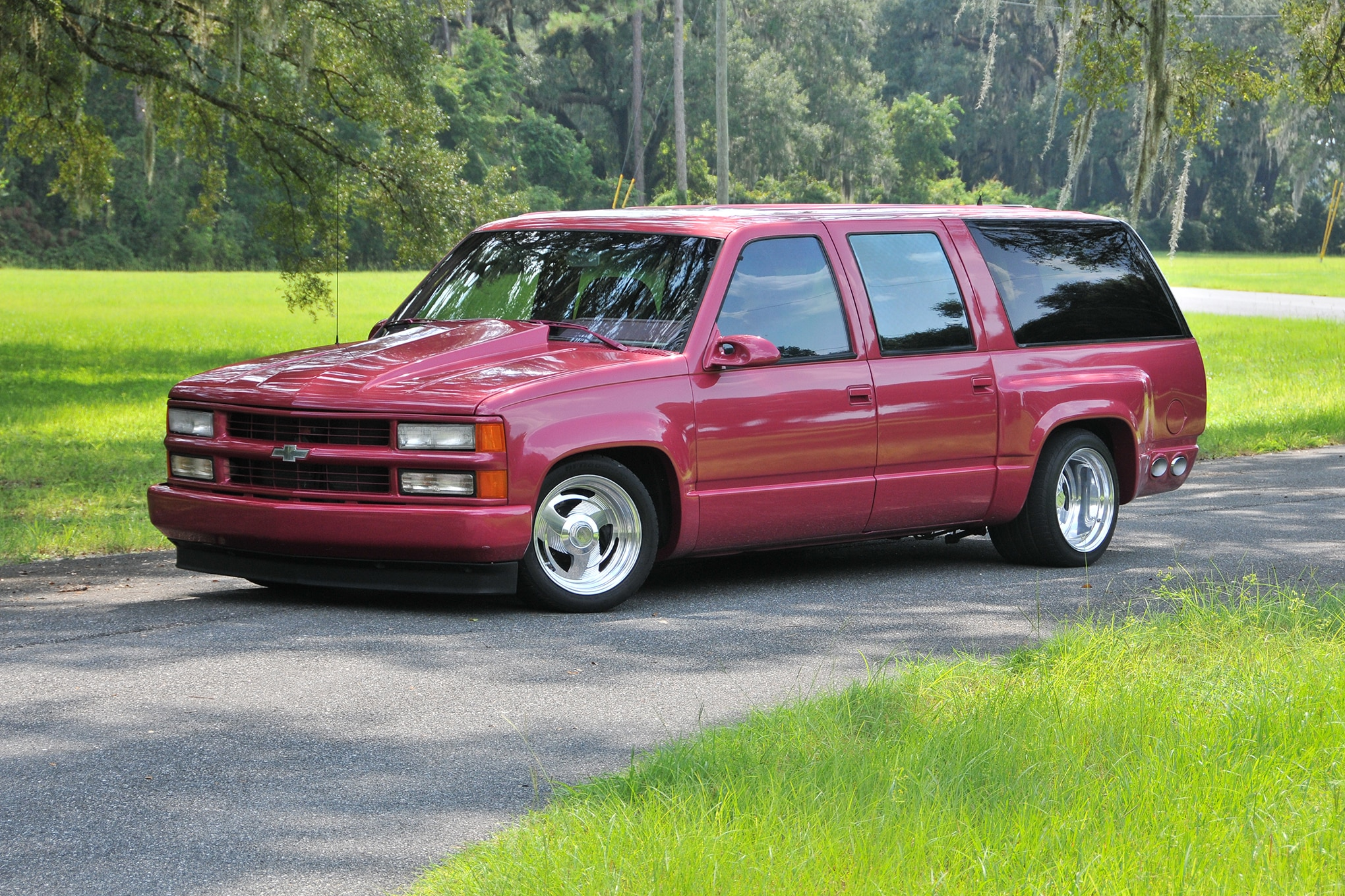 1994 Chevrolet Suburban- The Time Machine