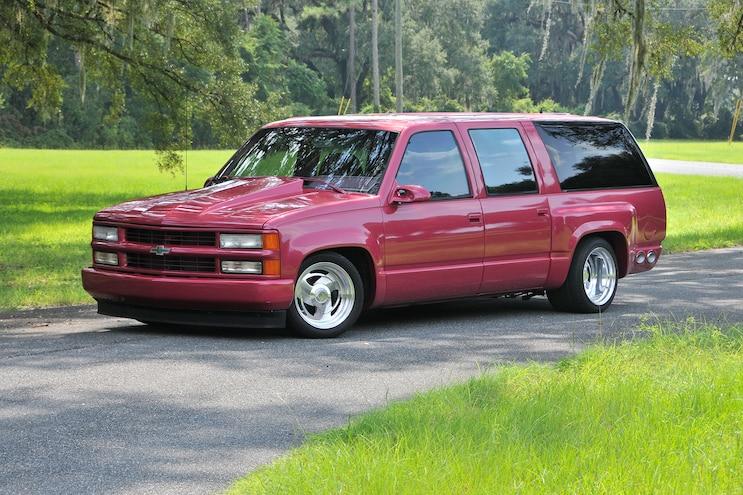 1994 Chevrolet Suburban- The Time Machine