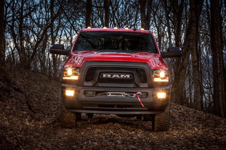 2017 Ram 2500 Power Wagon Front End Headlight