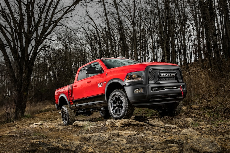 UPDATE w. VIDEO - 2017 Ram Power Wagon Makes Debut at 2016 Chicago Auto Show