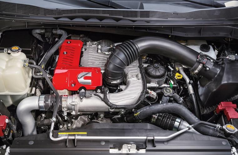 2016 Nissan Titan 5 0l Cummins V8