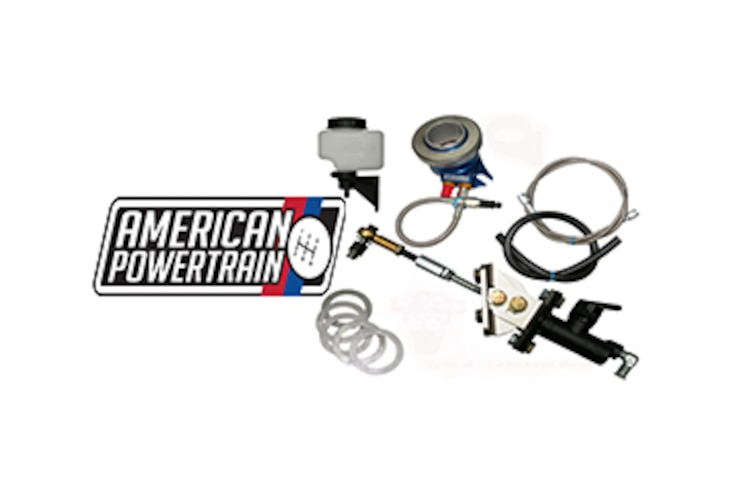 American Powertrain Hydramax Hydraulic Clutch