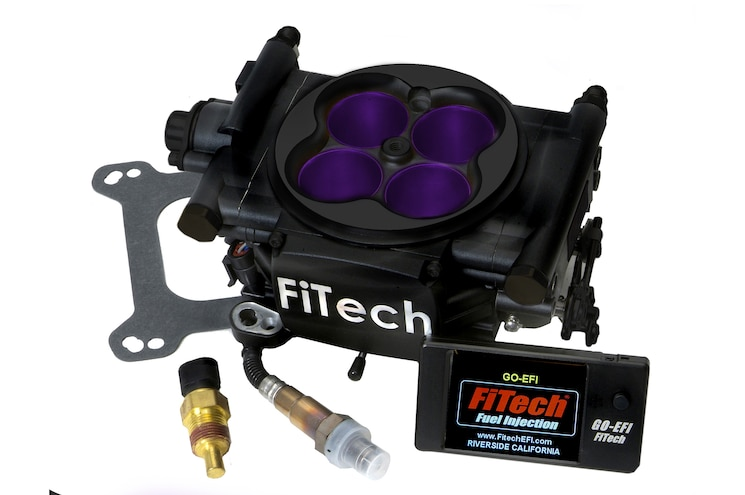 Fitech Efi New Meanstreet Series