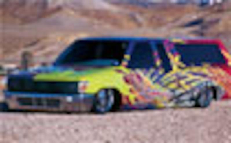 Toyota Truck - Psychosis
