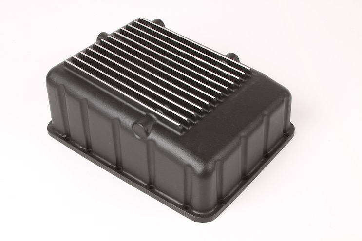 035 PML Aisin AS68RC Deep Transmission Pan 2007 To 2012 Dodge Ram SEMA