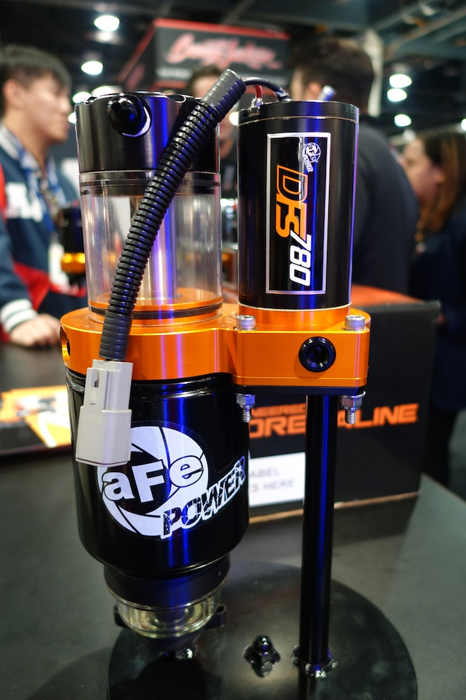 003 AFE Power DFS780 Diesel Fuel Pump SEMA Winner