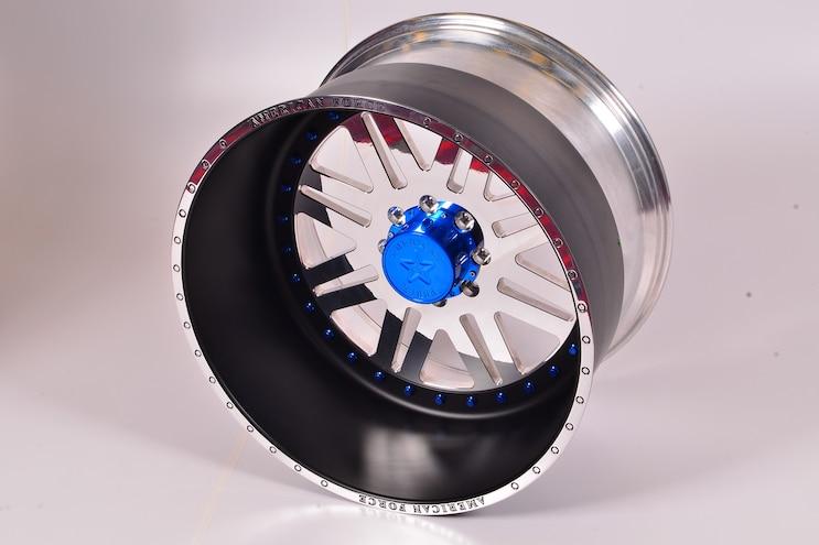 018 American Force 26x16 Multi Piece Wheel SEMA