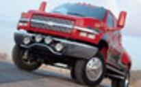 2005 Chevy Kodiak C4500 - 22 Inch Rims - Truckin' Magazine