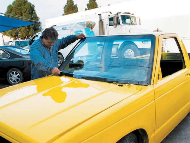 1989 Chevy S10 - Truck Restoration - Sport Truck Magazine