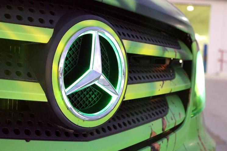 Mercedes Benz Sprinter Extreme Concept Badge