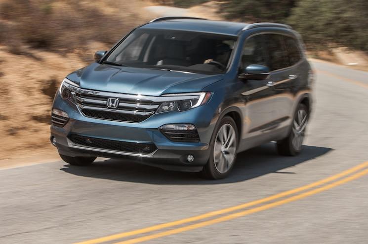 Is Honda Considering a Short-Wheelbase Pilot SUV?