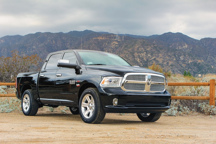2014-2016 Ram 1500 EcoDiesel Power and MPG Upgrades