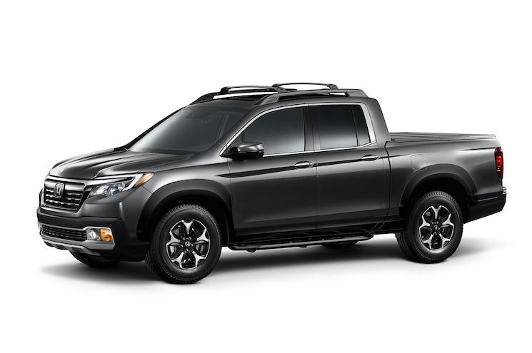 Honda Shows Ridgeline Pickup's Customizability in Chicago