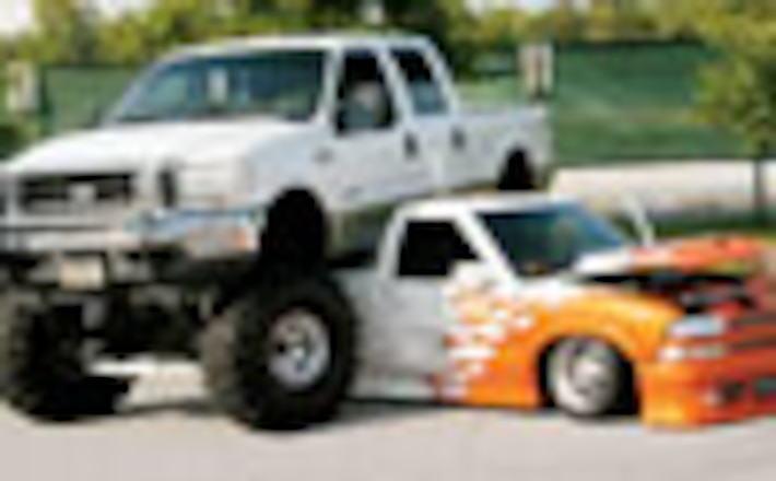 Lifted Trucks Problems And Solutions -