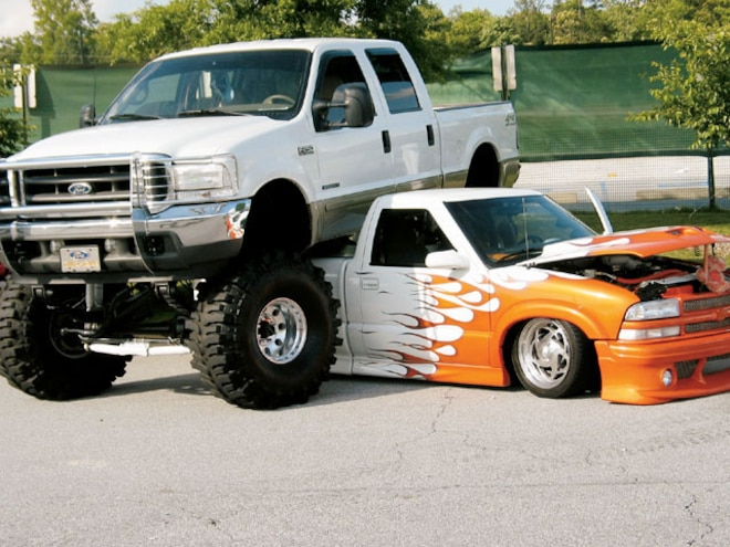 lifted Trucks Problems And Solutions lifted Truck
