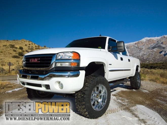 2006 GMC Sierra Duramax - Diesel Trucks - Diesel Power Magazine