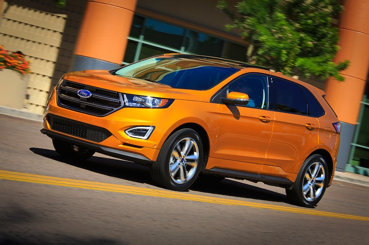 2015 Ford Edge First Drive