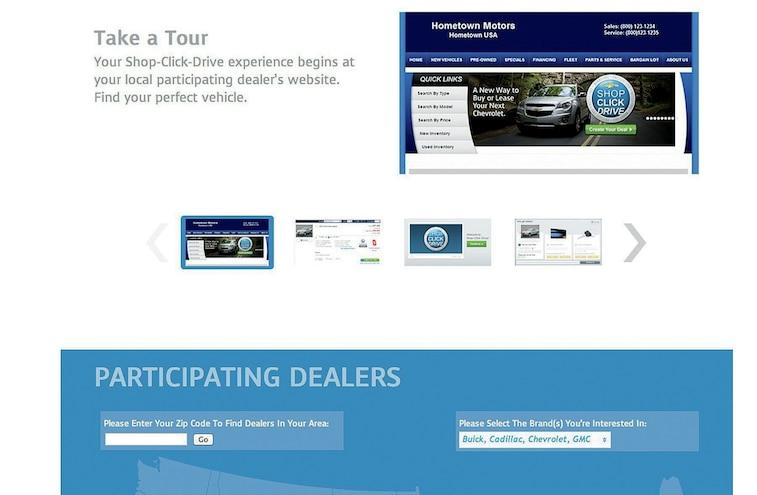 Gmcs Shop Click Drive Program