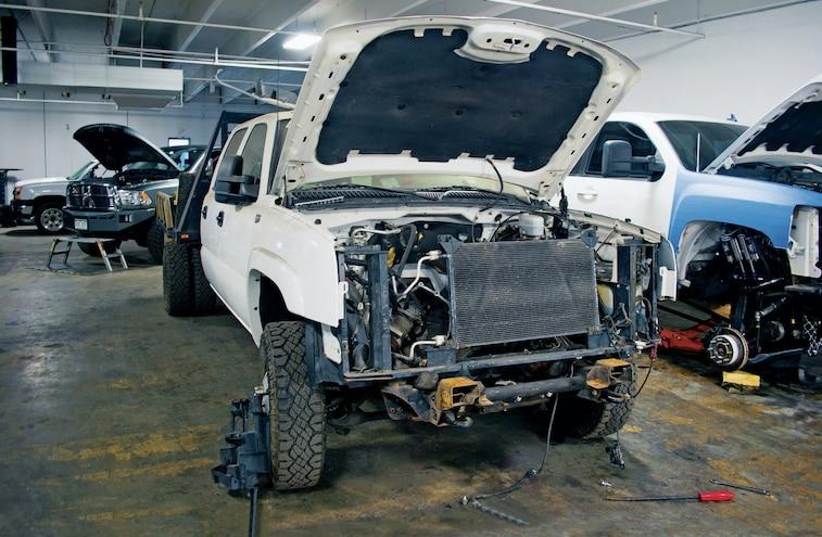 Socal Diesel 500hp 2003 Chevy Silverado 3500 Duramax Build - Max-a-Million