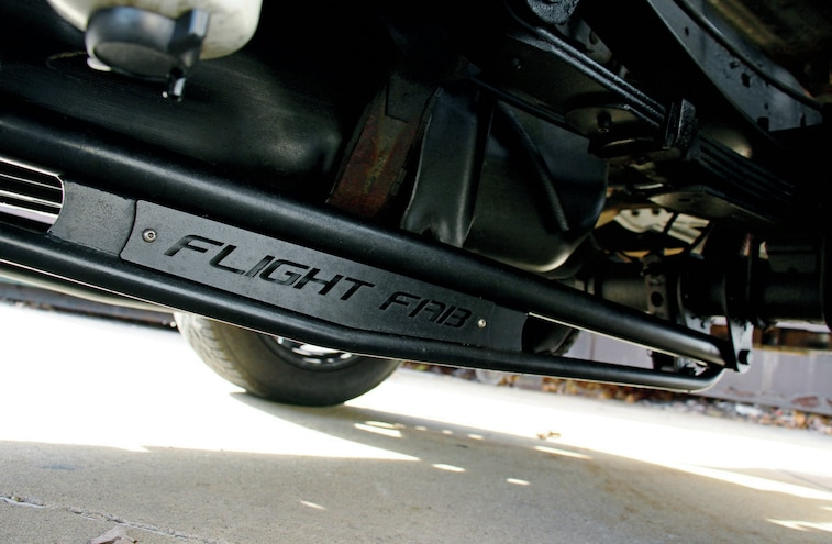 Flight Fab Traction Bar