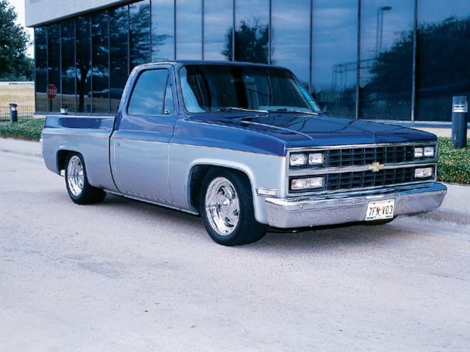 1984 Chevy Silverado >> 1984 Chevrolet Silverado Custom Trucks Truckin Magazine