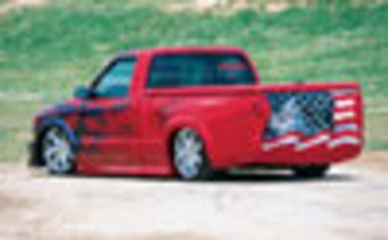 Chevy S 10 Xtreme Mini Trucks Truckin Magazine
