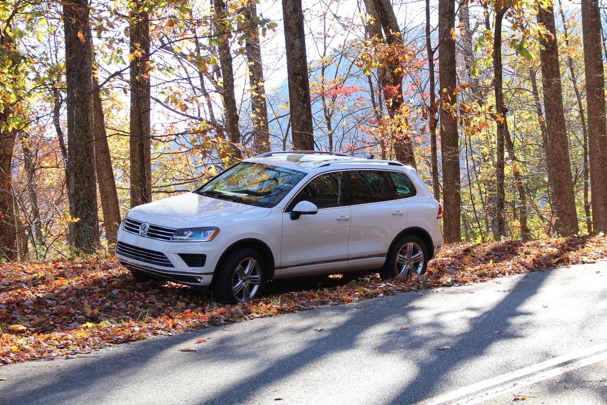 Highway 606 Drive 2015 Volkswagen Touareg Tdi Executive