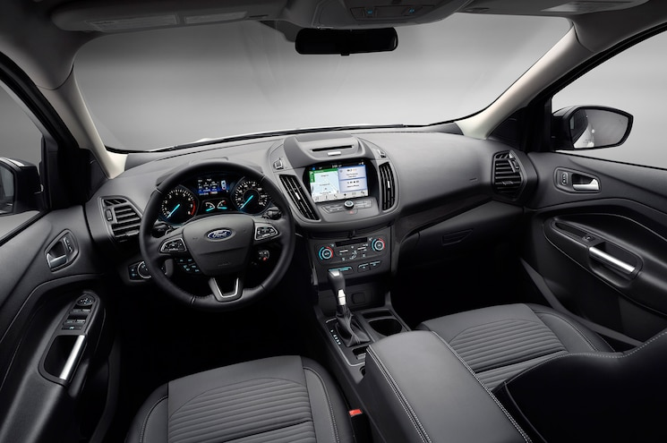 2017 Ford Escape Sport Appearance Package Interior1