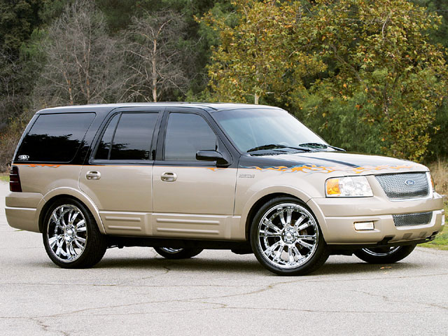 2003 Ford Expedition Ed Bauer Right Side View Photo Gallery 2 Photos