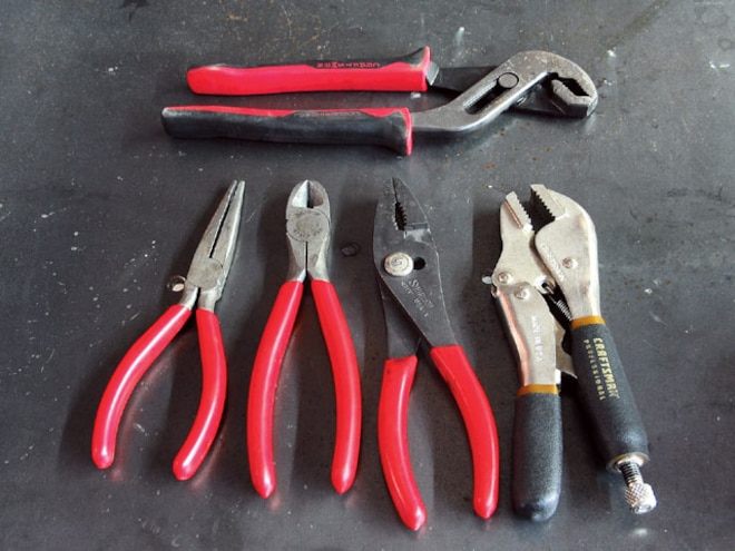 truck Tools And Accessories pliers