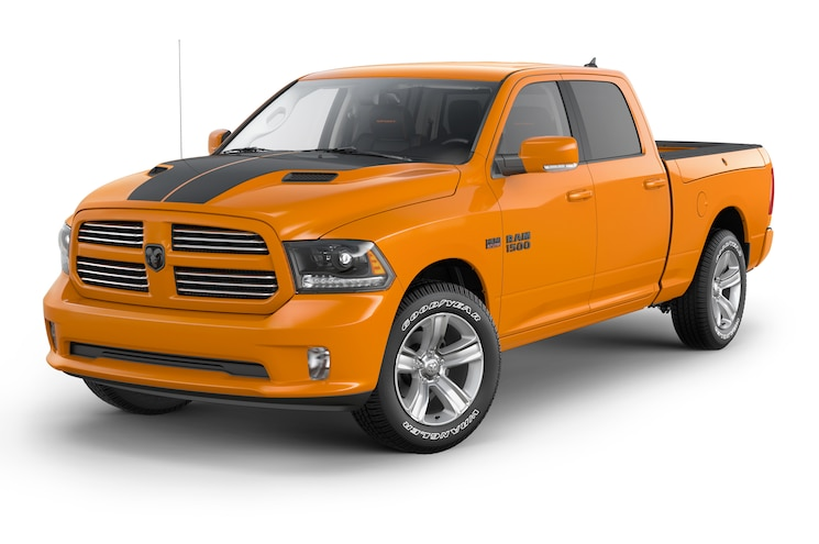 Ram Drums Up More Buzz for 1500 with Two New Sport Models