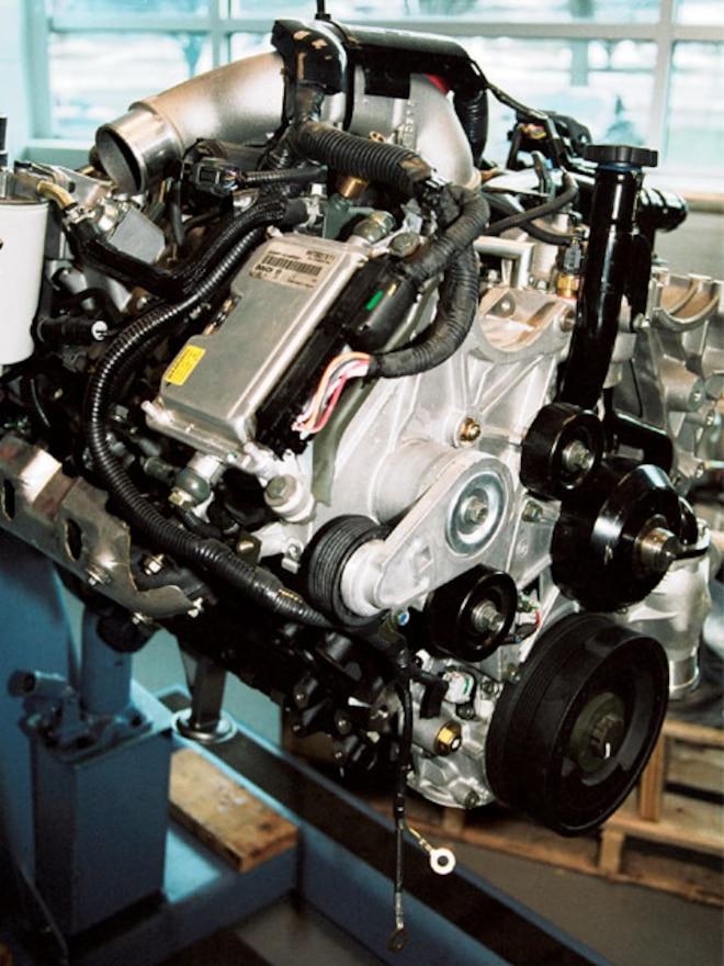 Duramax Diesel Electronics - Diesel Tech - Diesel Power Magazine
