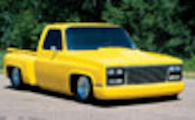 1979 Chevy Truck >> 1979 Pro Street Chevy Truck Custom Chevy Truck Truckin Magazine