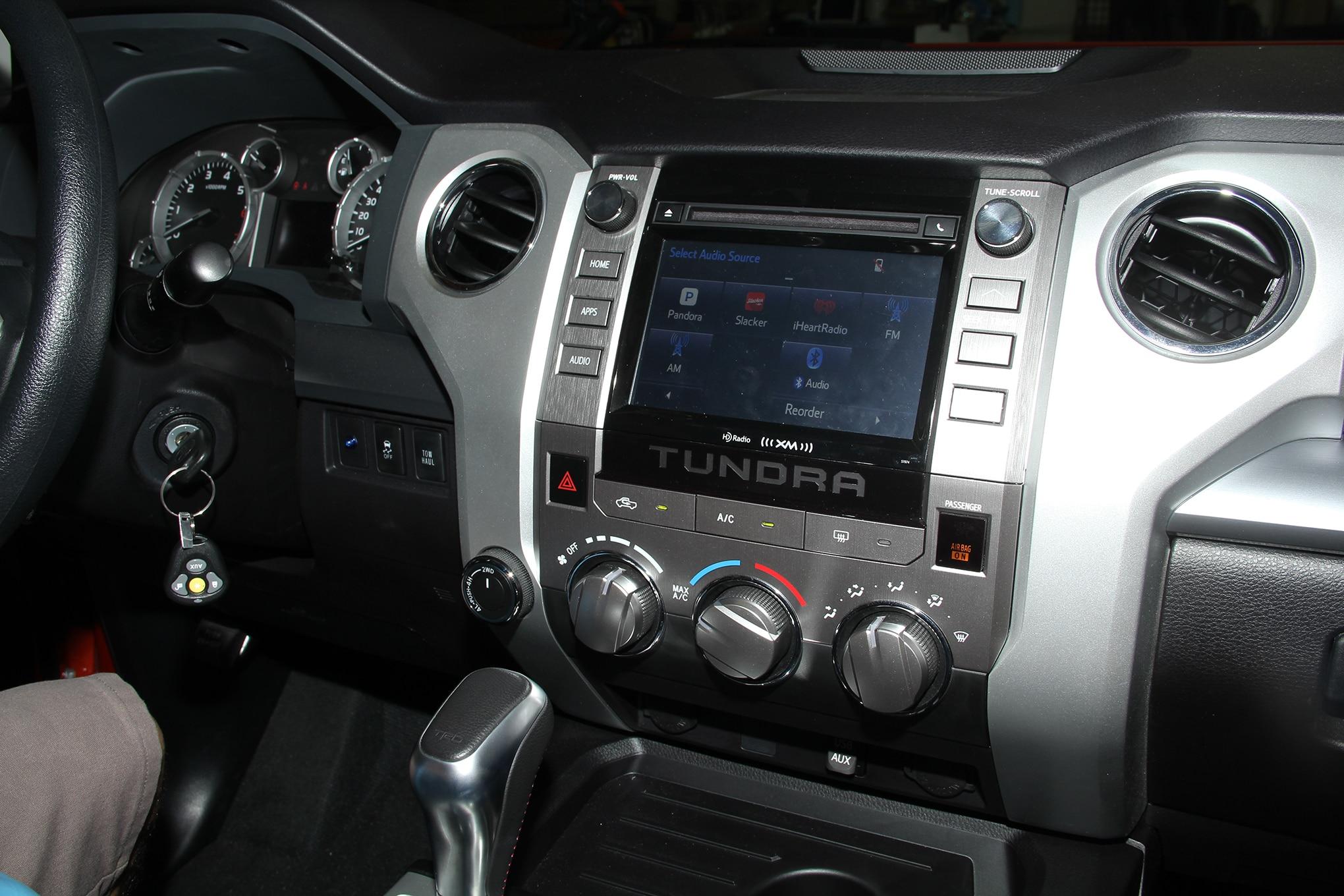[DIAGRAM_1CA]  2015 Toyota Tundra TRD PRO - OEM Audio Plus System 400+ | 2015 Tundra Fuse Box Audio |  | Truck Trend