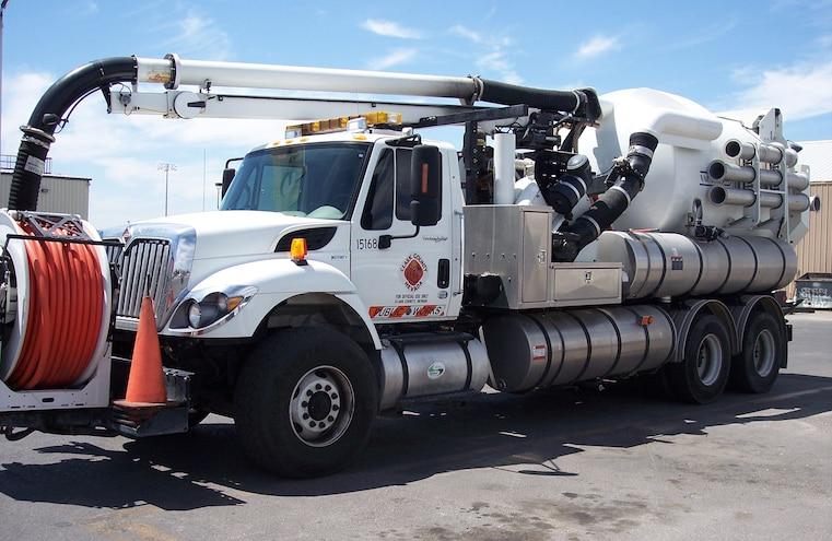 Biodiesel City Truck