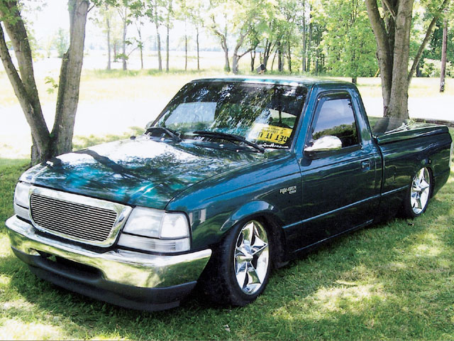 custom Mini Trucks 1998 Ford Ranger