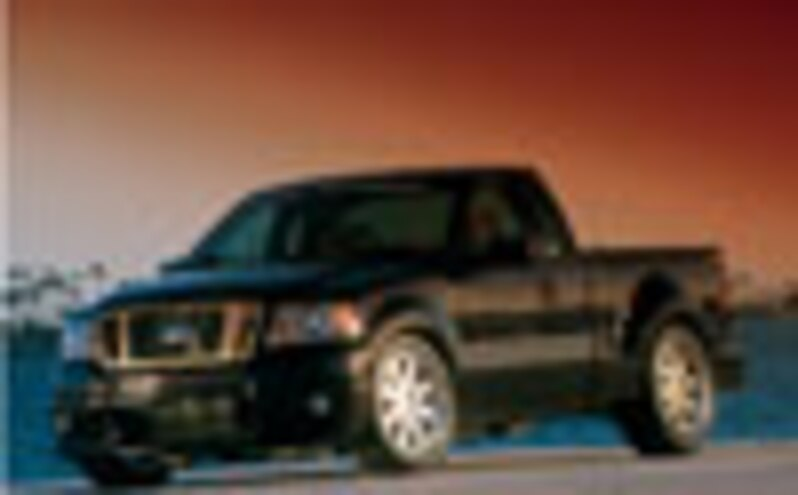 2004 Ford F-150 - Bonneville Speed