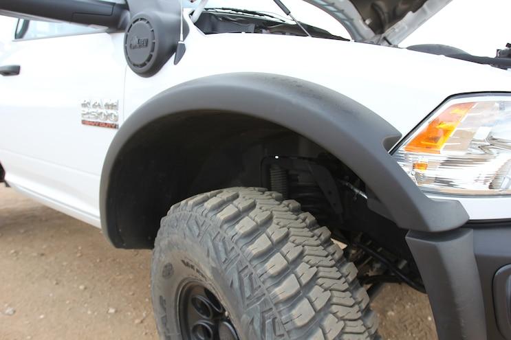 First Drive: 2015 AEV Prospector Ram 2500 Diesel 4x4